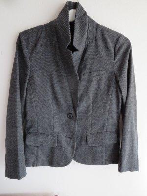Opus Sweat Blazer dark grey polyester