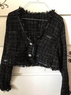 Vintage Tweed blazer veelkleurig