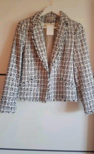 Blazer/Tweed Jacke in Gr:34