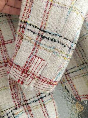 Blazer Tweed Jacke Zara