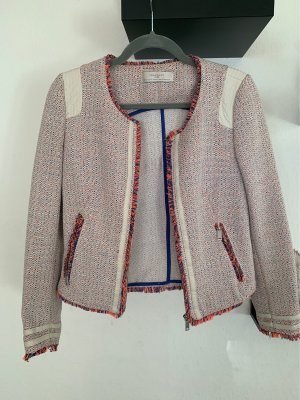 Blazer Tweed Zara Größe S