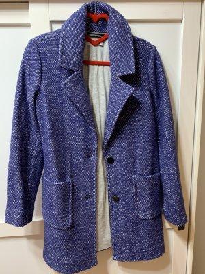 Esprit Tweed Blazer steel blue