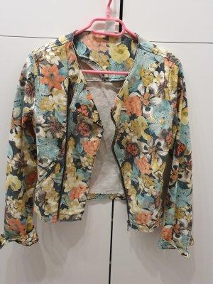Vila Blazer in jeans multicolore