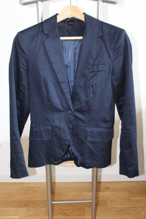 Vero Moda Blazer de esmoquin azul oscuro