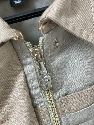 Versace Jeans Blazer vaquero beige-gris claro