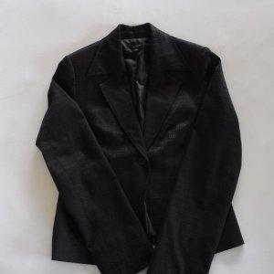 1.2.3 Paris Short Blazer black-dark blue cotton