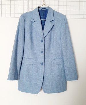 Aigner Blazer en laine bleu azur-bleuet laine