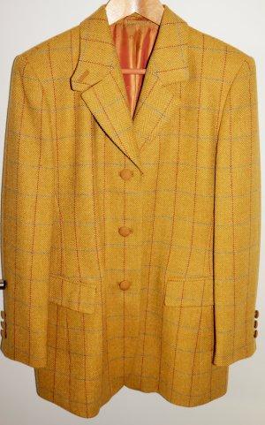 Aigner Blazer de lana multicolor Lana