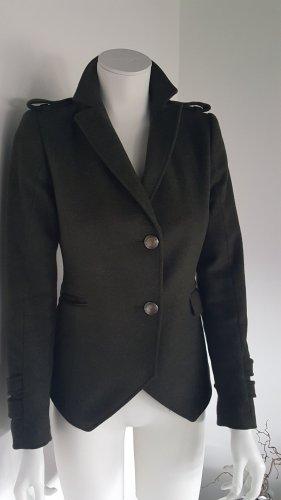 Barbour Blazer in tweed cachi
