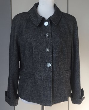 Basler Blazer Tweed negro-gris Lana