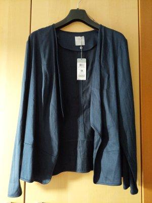Betty & Co Klassischer Blazer dark blue cotton