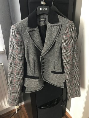 Brunetti Tweed Blazer multicolored