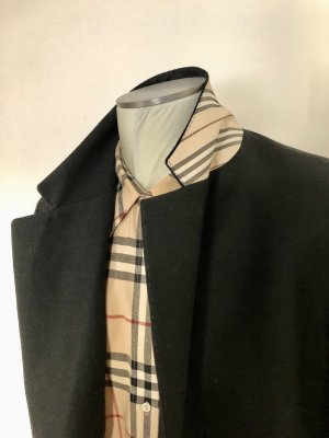 Burberry Wool Blazer black wool