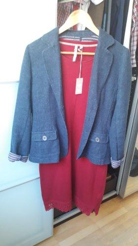 Blazer von Cambridge Dry goods, 100% Baumwolle, Blau, Größe M