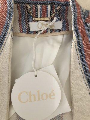 Chloé Blazer corto multicolor