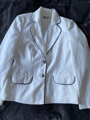 Collection Chalice Long Blazer white-black