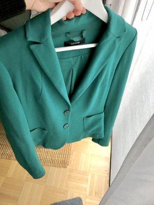 Blazer von comma, Türkis grün, wie neu, weiches Material