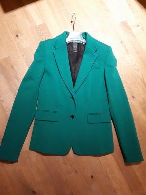 Drykorn Jersey Blazer green