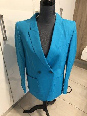 ae elegance Blazer long turquoise