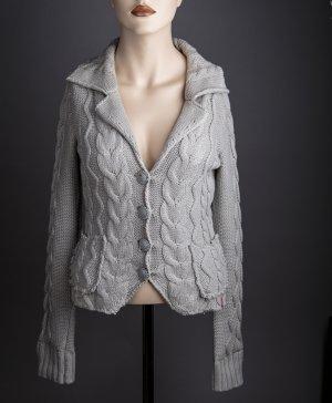 edc by Esprit Blazer tejido gris tejido mezclado