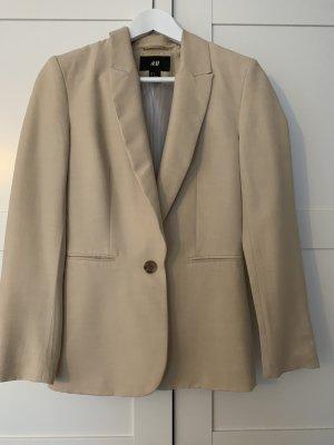 Blazer von H&M - Größe XS/34 - beige