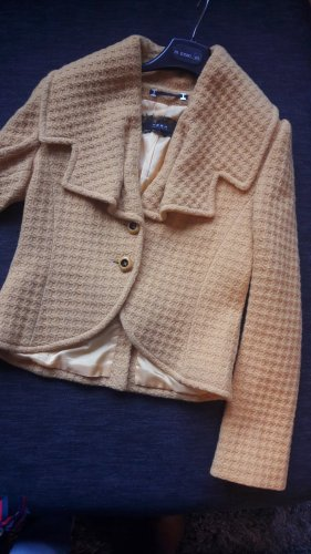 Wool Blazer yellow