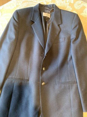 Hucke Long Blazer grey