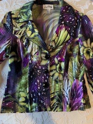 Joseph Ribkoff Short Blazer multicolored