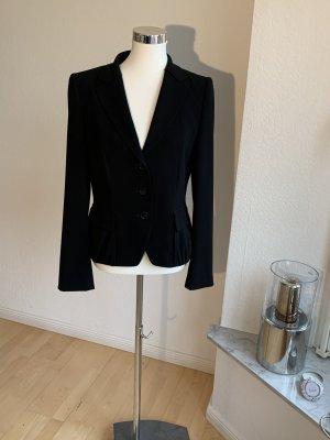 Laurèl Klassischer Blazer zwart Polyester