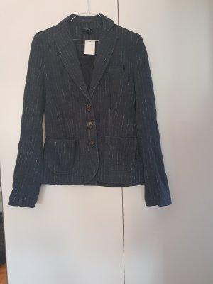 Liebeskind Berlin Sweat Blazer dark blue-slate-gray mixture fibre