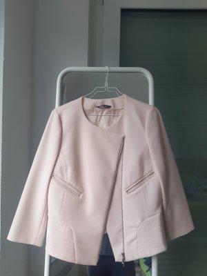 Liu jo Blazer tejido rosa-rosa claro