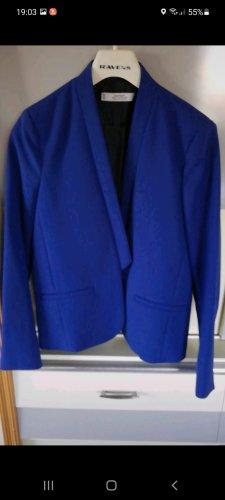 Mango Klassischer Blazer bleu