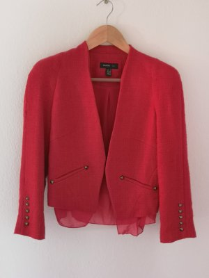 Mango Suit Abito business rosso mattone