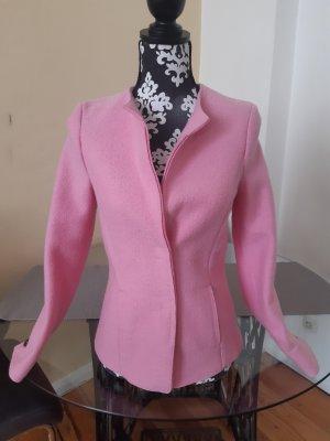 Marc Cain Blazer in lana rosa-rosa