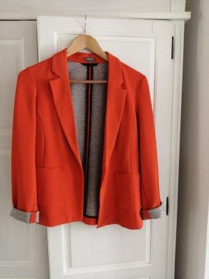 Tom Tailor Boyfriend blazer oranje-neonoranje