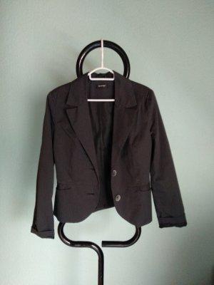 Orsay Blazer in jersey grigio scuro
