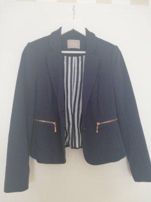 Orsay Jersey Blazer dark blue