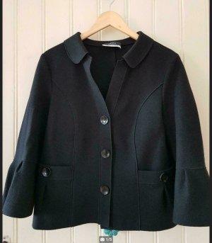 Orwell Blazer in lana nero