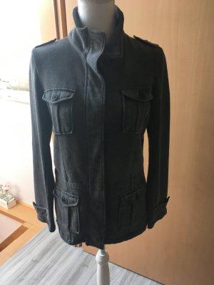 Polo Jeans Blazer sweat grigio scuro Cotone