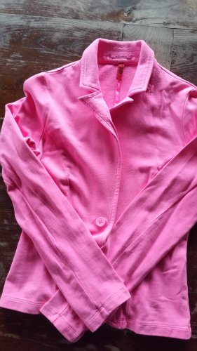 QS by s.Oliver Blazer sweat fucsia neon