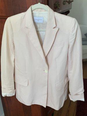 Sandro Klassischer Blazer rosa claro
