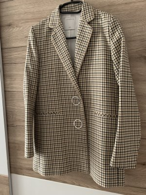 Sandro Paris Boyfriend Blazer light brown-white