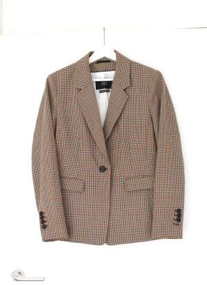 SET Urban Deluxe Wool Blazer bronze-colored-sand brown
