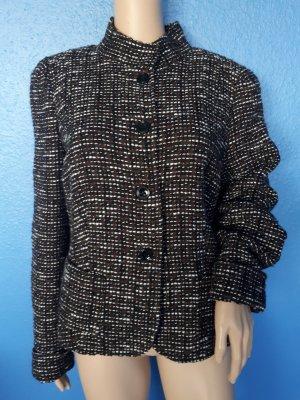 Blazer in lana multicolore Metallo
