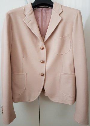 Tagliatore Jersey Blazer dusky pink-pink