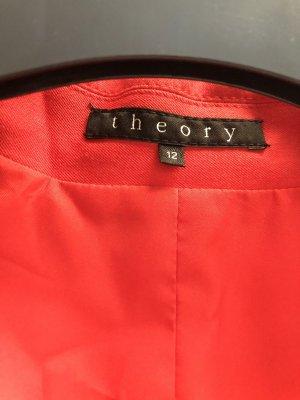 Theory Blazer smoking rosso