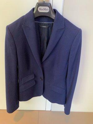 Windsor Klassischer Blazer blauw