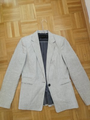 Zara Wool Blazer light grey-grey