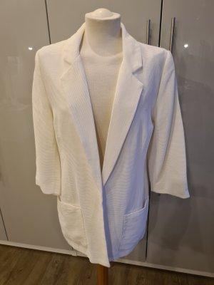 Bonita Lange blazer wit