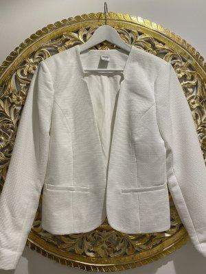 Vero Moda Marynarka uniseks biały